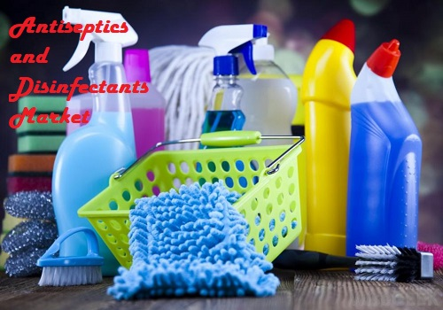 Antiseptics and Disinfectants Market